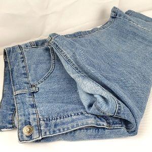 Just my size Bermuda stretch Jean shorts